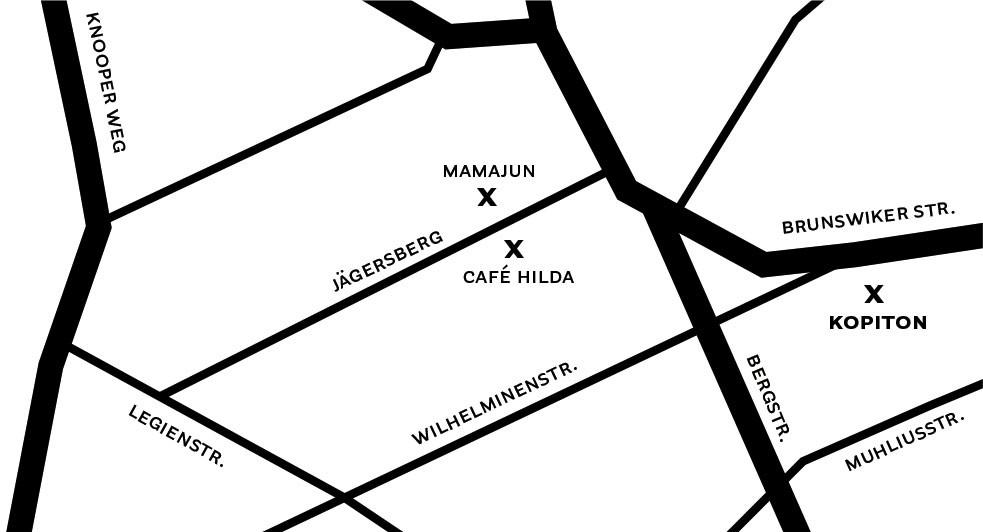 Kaffeerösterei Kopiton Map_schwarz