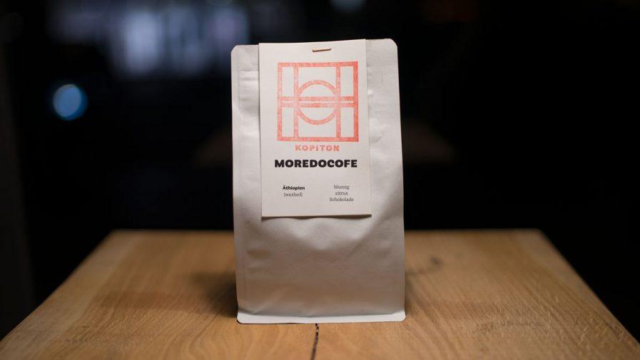 Kaffeerösterei Kopiton MOREDOCOFE