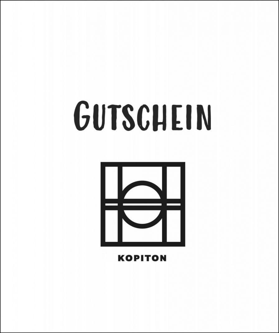 Kaffeerösterei Kopiton Kopiton_Gutschein